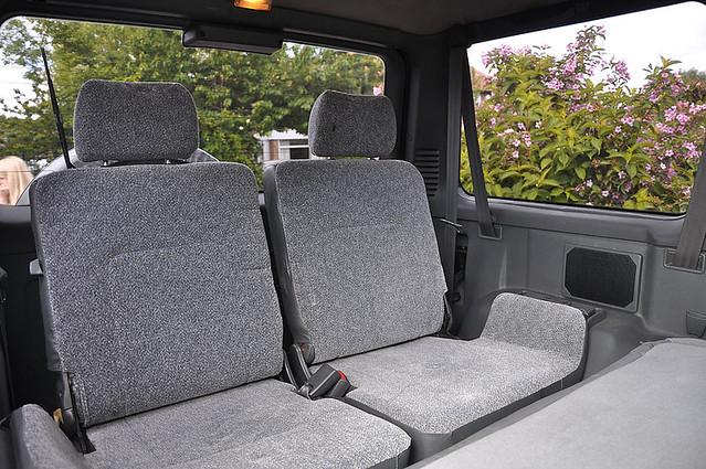 Mitsubishi Pajero Interior My LWB 1994 Mitsubishi Pajero