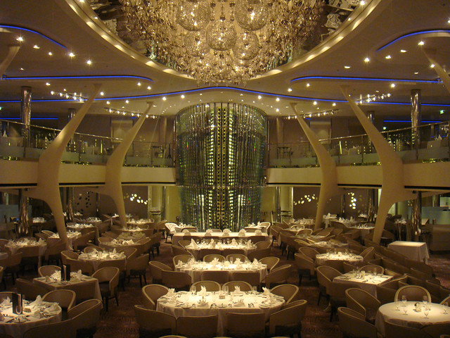 Celebrity Solstice Adam Tihany Restaurant Grand Epernay