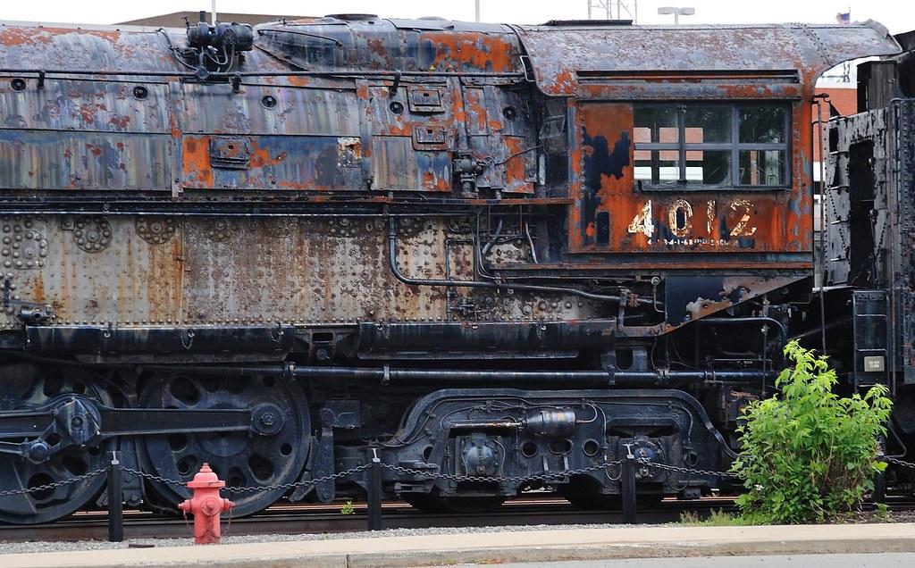 Big Boy Restoration 2013