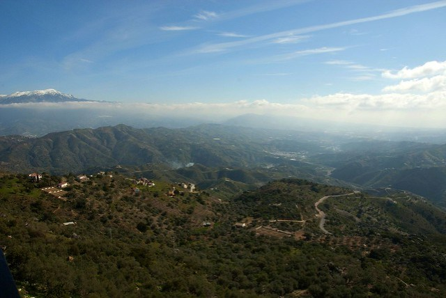 Enjoy the view from Comares