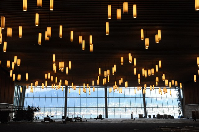 Interior Vancouver Convention Centre The Architects And