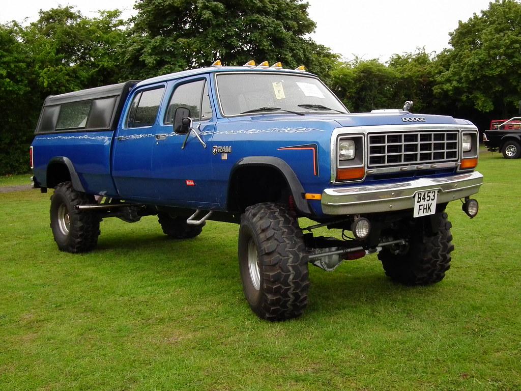 Two Door Dodge Trucks 1500