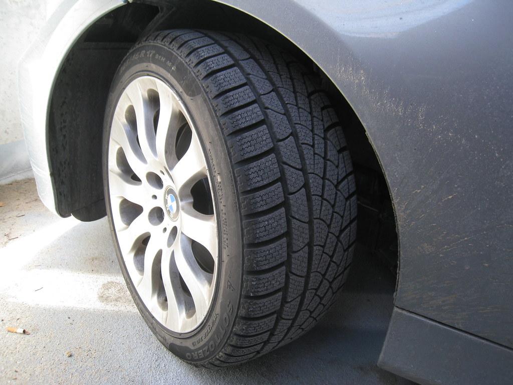 Flat Car Tires