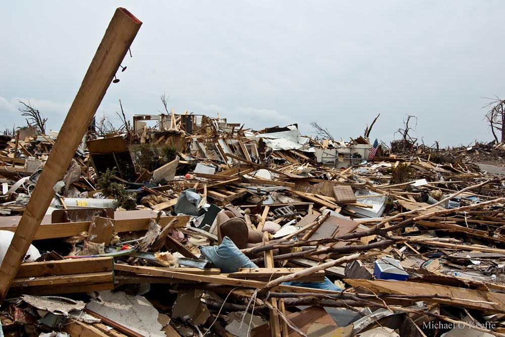 How Much Damage Tornado