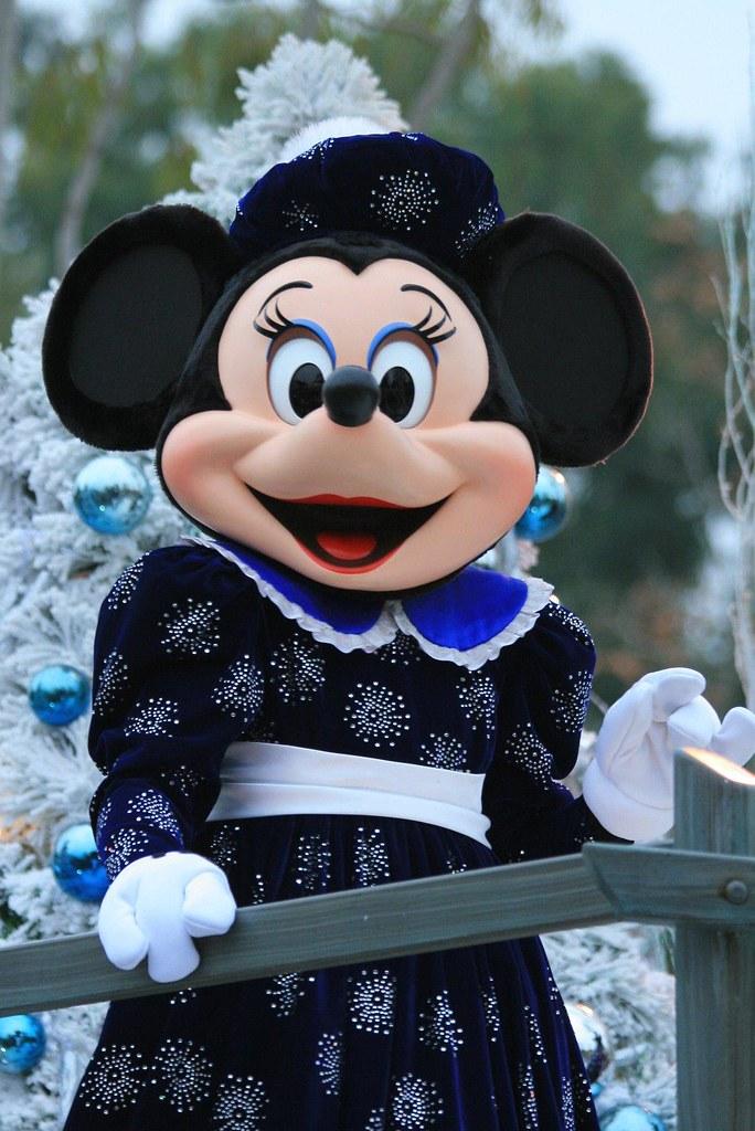 A Christmas Fantasy Parade Minnie Mouse Carlos Flickr