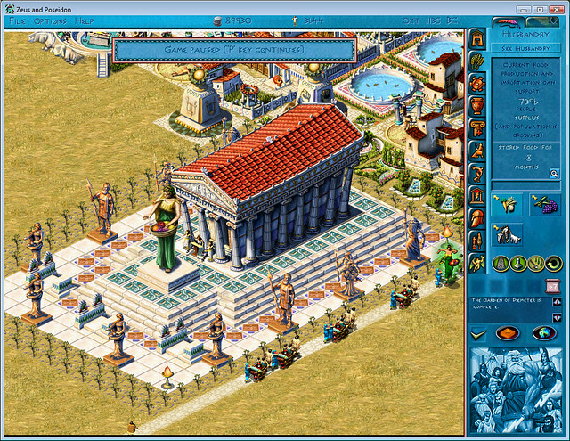 Garden Of Demeter The Fantasy Art Of Computer Games The