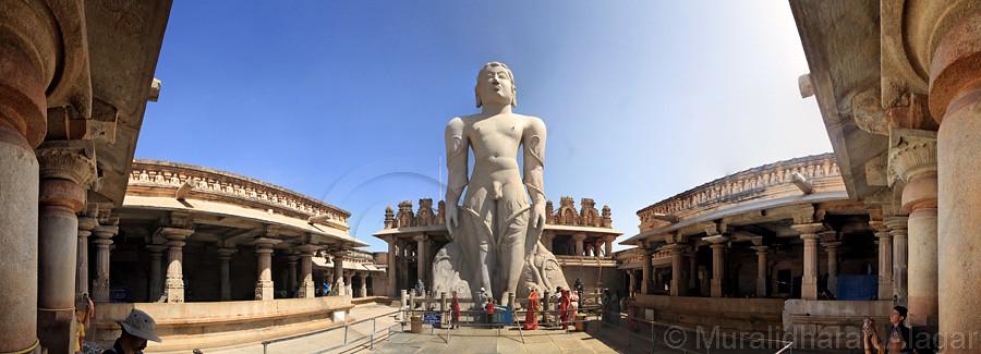 Gomateshwara Shravanabelagola 57 Feet Monolithic