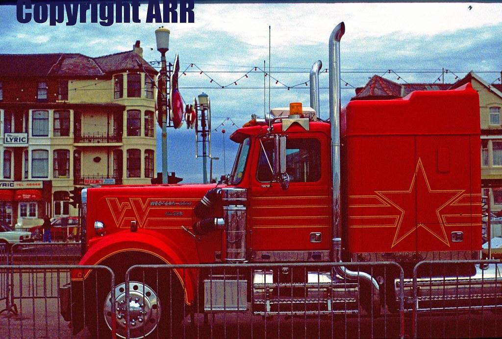 1991 Western Star Show Truck