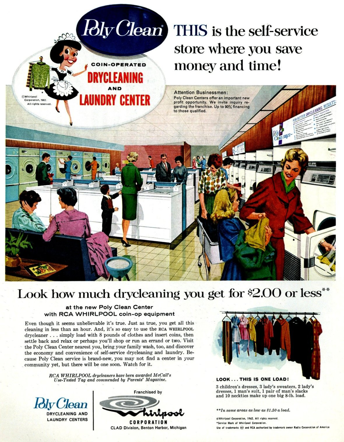 Poly Clean - 1962