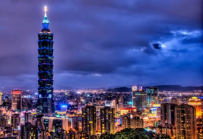 Taipei 101, Taiwan | Three-exposure HDR taken from hard to f… | Flickr