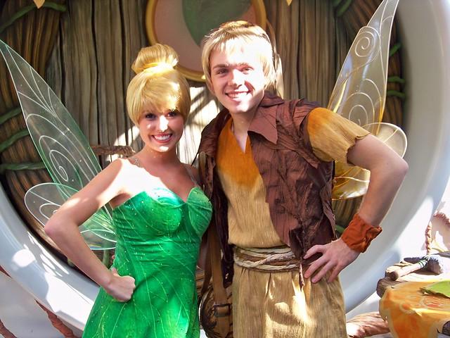 Disney Fairies Pixie Hollow Map