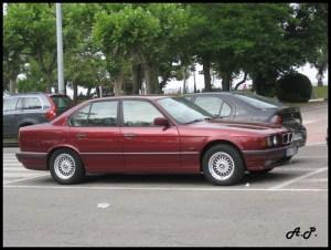BMW 525 tds [E34] | Flickr  Photo Sharing!