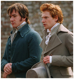 Image result for mr darcy and mr bingley