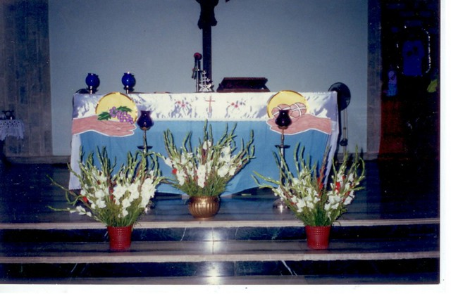 Altar Decoration First Holy Communion Altar Decoration