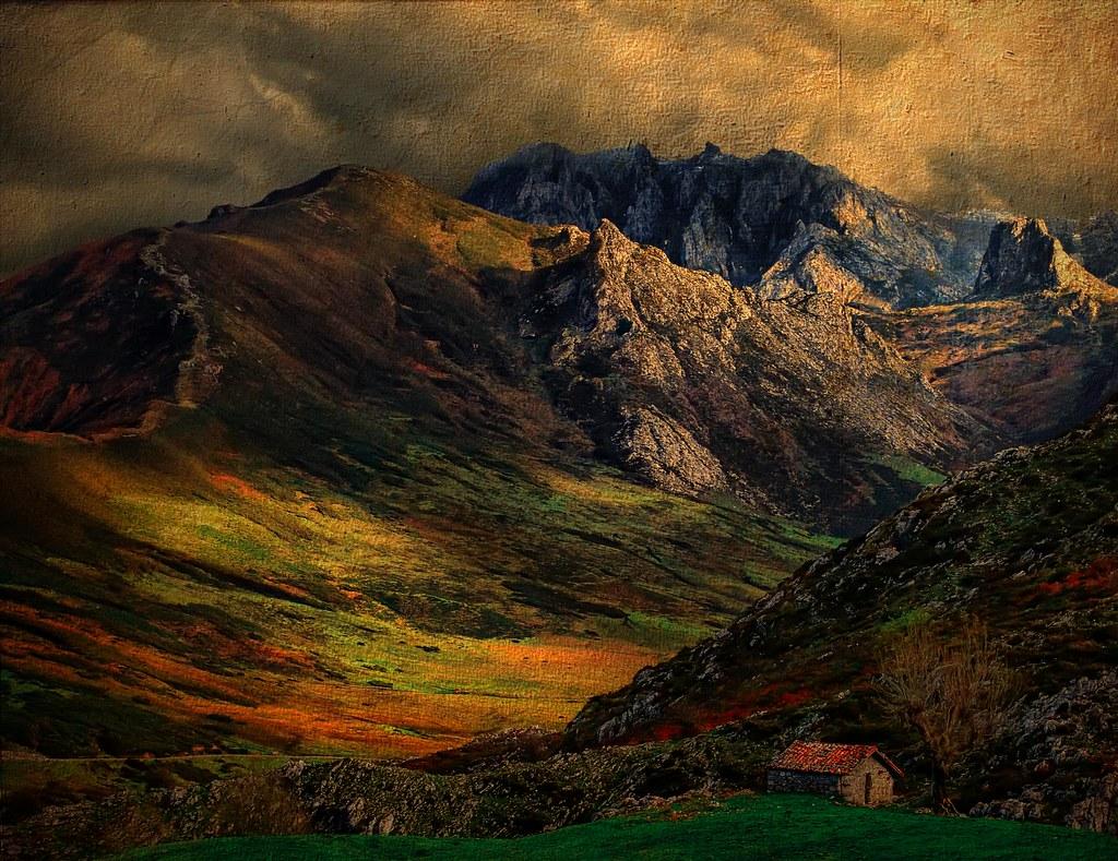 Picos De Europa Asturias Spain NO HDR Thank You All My D Flickr