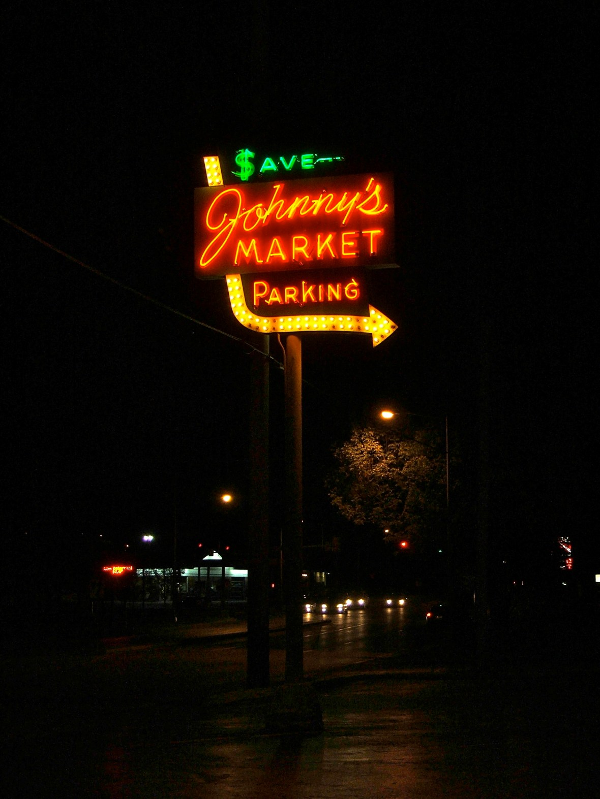 Johnny's Market - 11555 Gravois Roa, Saint Louis, Missouri U.S.A. - May 3, 2008