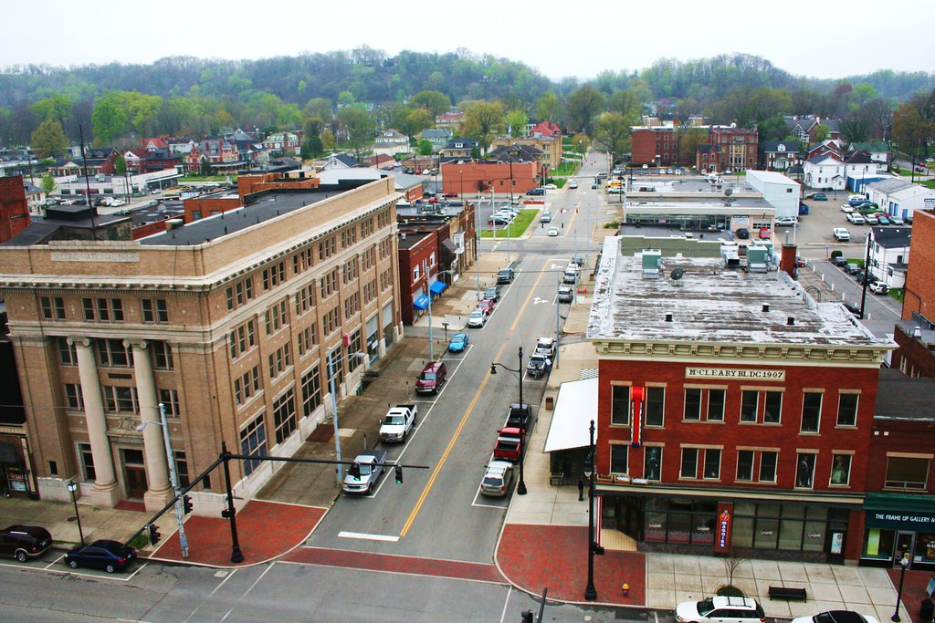 Downtown Ashland City Tn