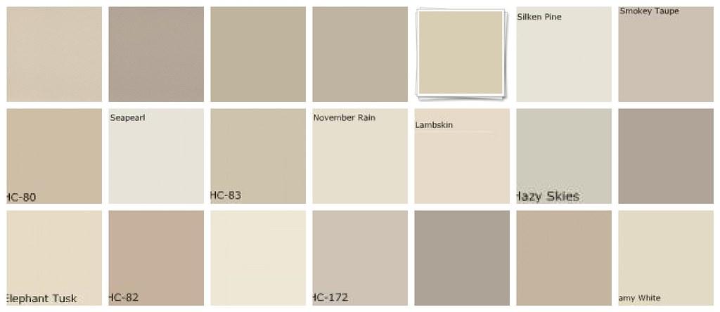 Chart Color Paint Jotun