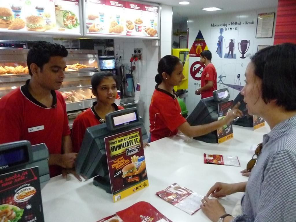 Kfc India Order Online