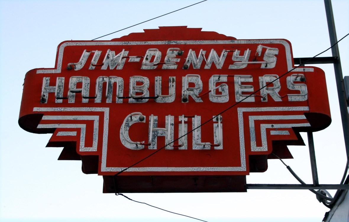 Jim-Denny's - 816 12th Street, Sacramento, California U.S.A. - May 26, 2009