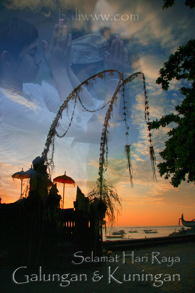 Selamat Hari Raya Galungan Amp Kuningan Home Bali Dive