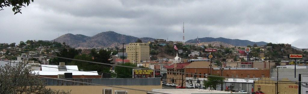 Map Downtown Nogales Az