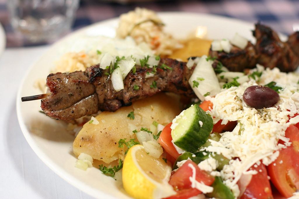 Greek Restaurant 4th Ave Vancouver