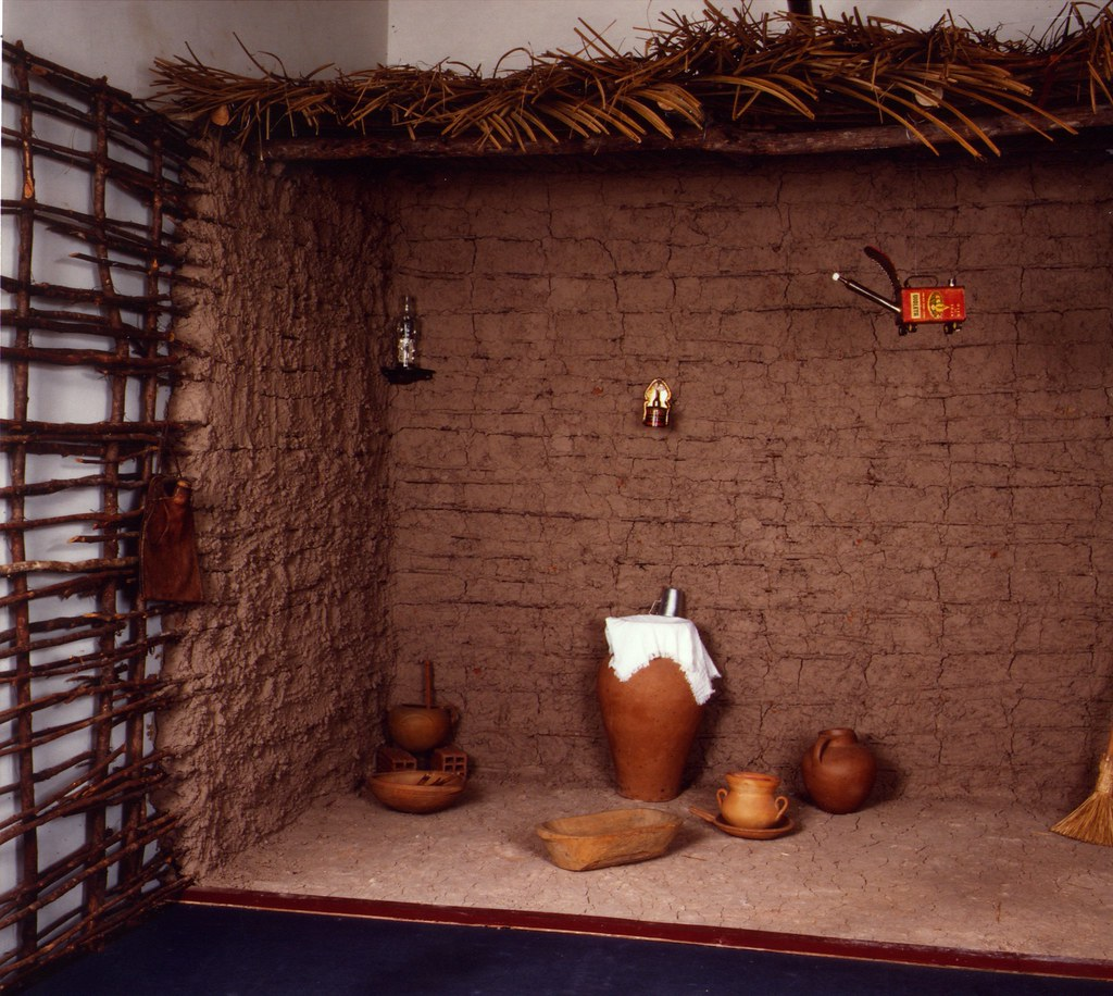 Cenrio Casa De Taipa Museu Do Homem Do Nordeste Flickr