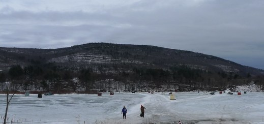 Ice Fishing Safety Tips from Vermont Fish & Wildlife Department