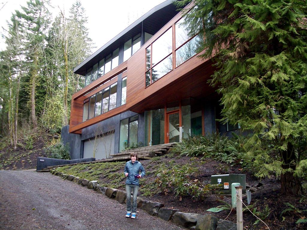 & From Portland Oregon Twilight House