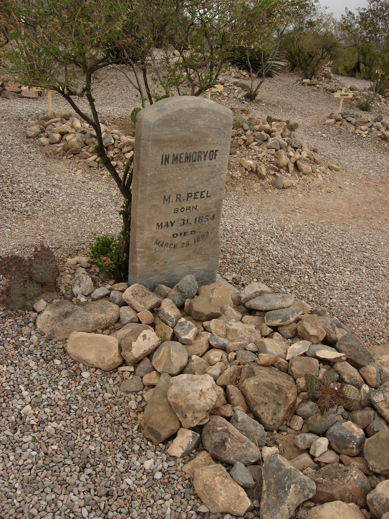 Boothill Graveyard Tombstone Arizona 12 Boot Hill