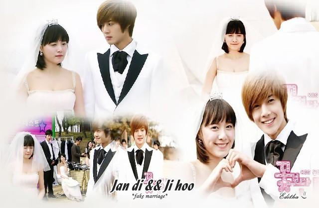 Jan Di Ampamp Ji Hoo Fake Marriage Give Credit If You Use