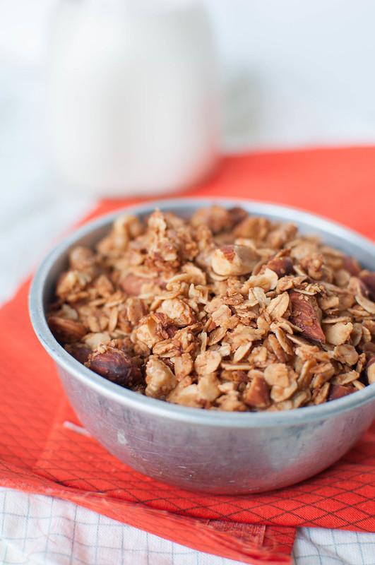 Coconut Granola 7