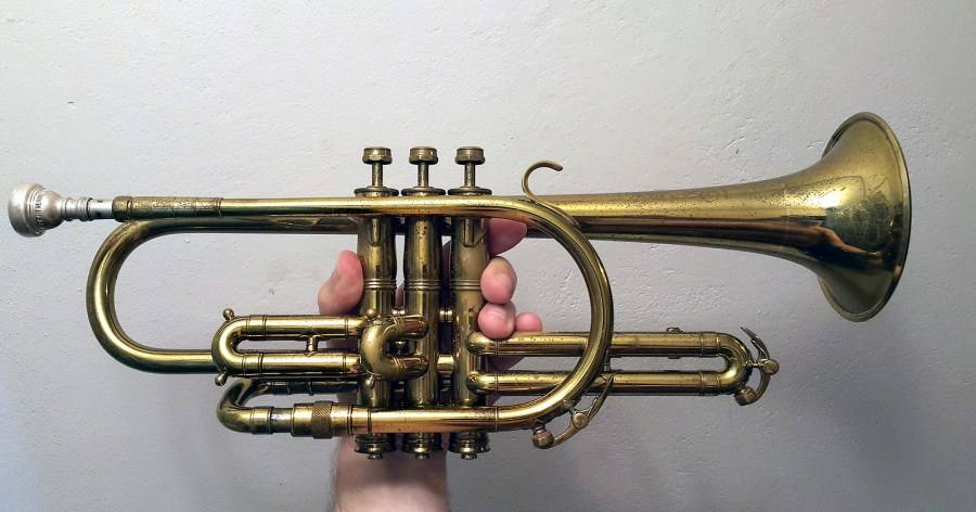 1948 King Master cornet  special mouthpiece taper    View topic     1948 King Master cornet  special mouthpiece taper    View topic  Trumpet  Herald forum