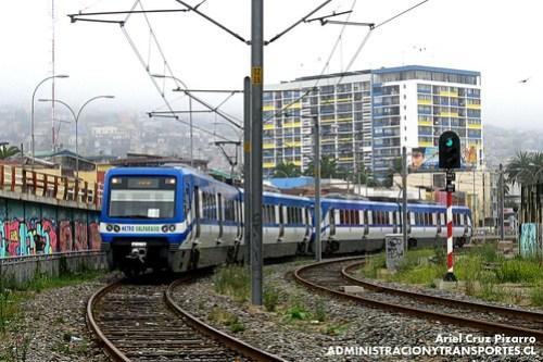 Metro Valparaíso - Alstom Xtrapolis 100