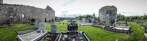 Killenaboy Church Panorama