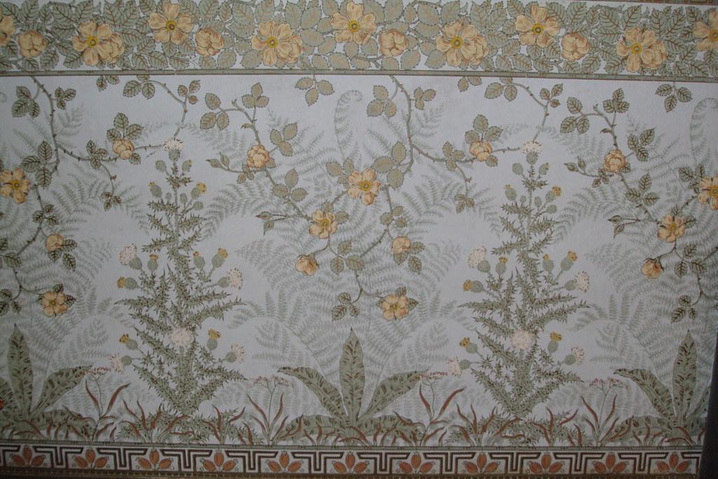 William Morris Wallpaper Yallum Park House Near Penola Sou