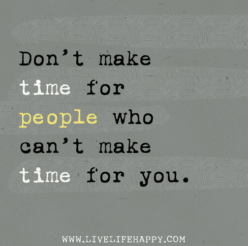 Make Cant Time You Quotes