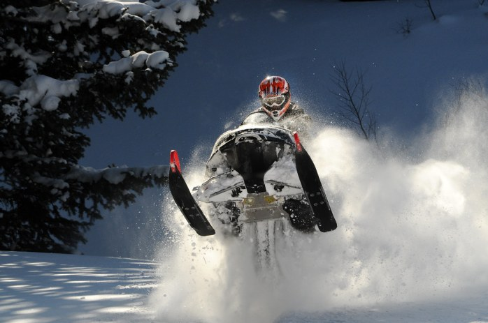 Image result for snowmobile powder