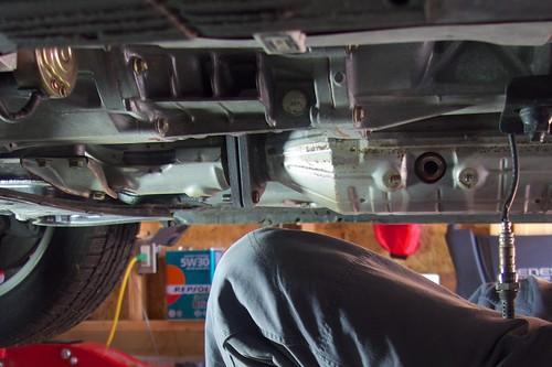 Mazda RX-8 Catalytic Converter + O2 Sensor