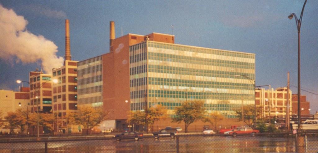 Building 23 Kodak Park Rochester Ny This Was The Main