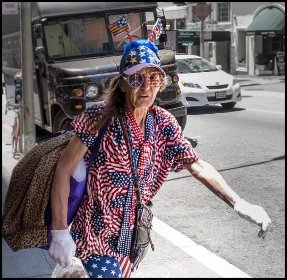 Happy Birthday America! - San Francisco - 2015