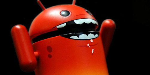 Android OS favorito de los cibercriminales.