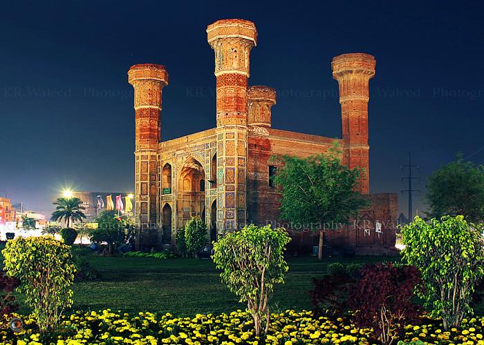 Famous Historic Structures