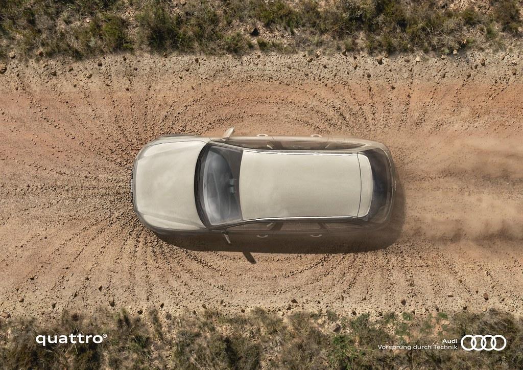 Audi Quattro - Fields 2
