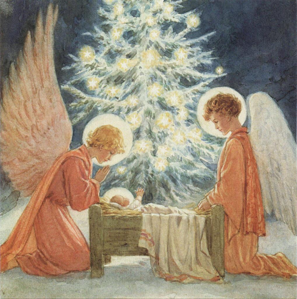 Margaret Tarrant Christmas Card Sofi Flickr