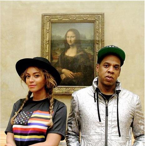 15f16 Beyoncé et Jay-Z s'offrent une visite privée du Louvre Octubre 2014 Uti 465