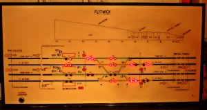 Flitwick Signal Box Track Diagram | The latest addition to t… | Flickr