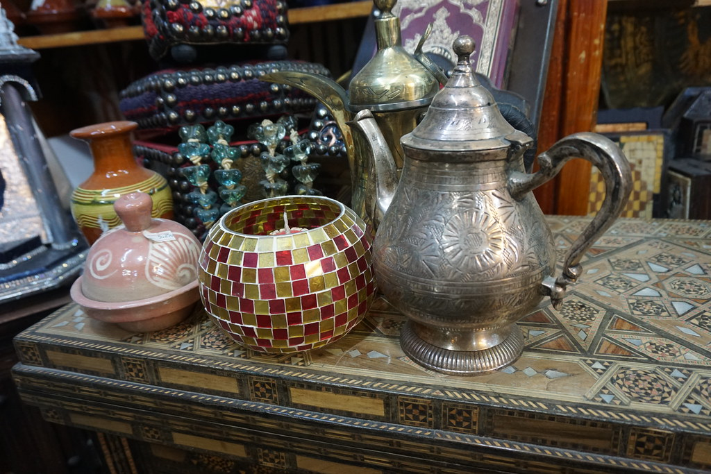 Al-Afghani Teapot