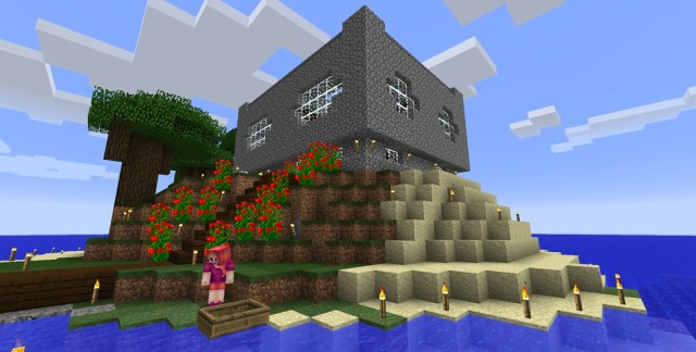 video conferencing minecraft for education